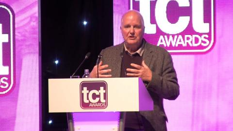 TCT Hall of Fame | Dr Adrian Bowyer | Founder of the RepRap Project