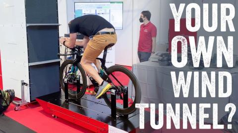 Your Own Personal Wind Tunnel?!?