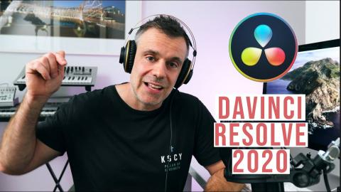 Best Video Editing Software for Mac and Windows - Davinici Resolve 16 - Tutorial