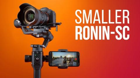 DJI Ronin SC —Small and Mighty [4K]