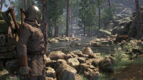 Viking Village (Unreal Engine 4)