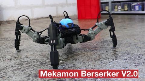 NEW MEKAMON BERSERKER V2 #AD