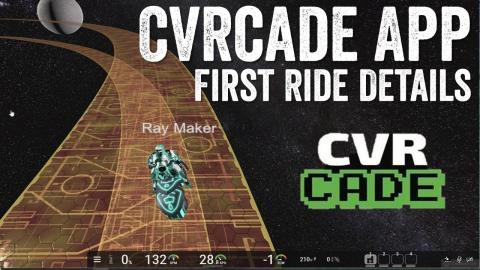 CVRcade Cycling First Impressions (Zwift Competitor) // More than you ever wanted to know
