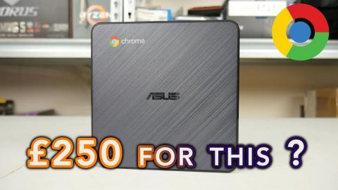Asus ChromeBox 3 Mini PC Review - £250 WELL SPENT ?