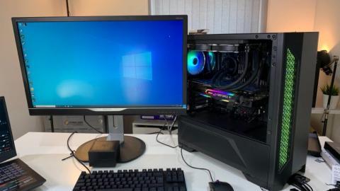 Quarantine PC Build - How Does It Perform?