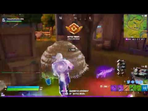 Fortnite: Elimination | Shot with GeForce | PEEK-A-BOO!