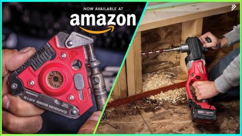 7 New Cool Amazing Tools You Should Have Available On Amazon