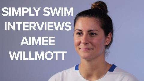 Simply Swim Interviews - Aimee Willmott