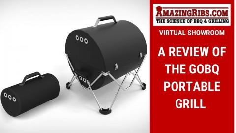 A Detailed Review Of The GoBQ Portable Grill (Part 1)