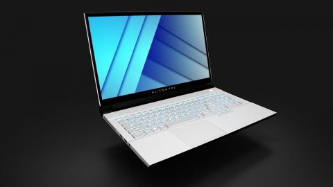 The Mechanical Alienware Laptop