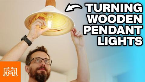 Making DIY Pendant Lights   I Like To Make Stuff