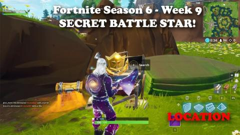 week 5 season 5 secret battle star
