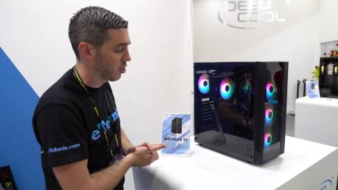 Deepcool Kill It With Affordable Tempered Glass!!!