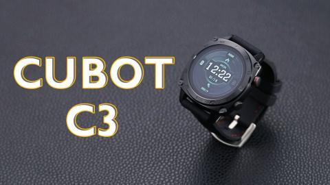 Best Bugdet Cubot C3 Smart Watch Review