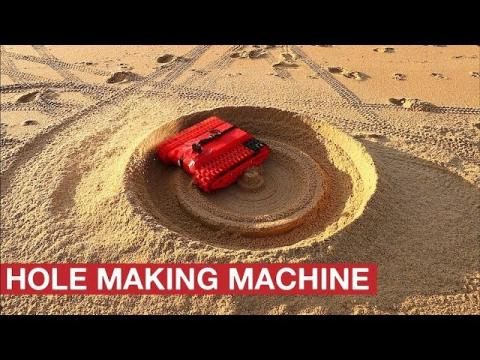 HOLE MAKING MACHINE