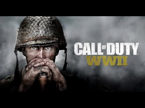Call of Duty WWII and Chill