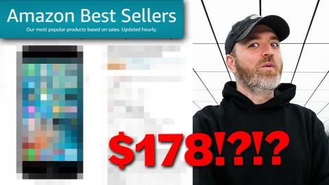 "Buying the ""Best Selling"" Phone on Amazon..."