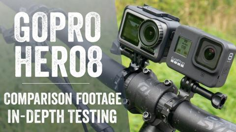 GoPro Hero 8: Massive Comparison Footage Compilation