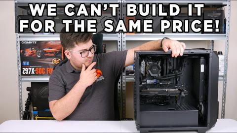 Mesh E-Pro7 GAMING PC Review (i5-8600K & GTX 1070) - costs LESS than the components!