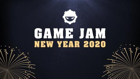 DevSquad New Years Game Jam Announcement - 2020