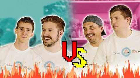 Tech Showdown - Candy Battle Pt. 1