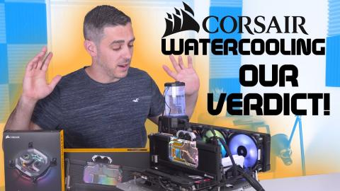 Corsair Hydro X Review! - But Is It Any Good?