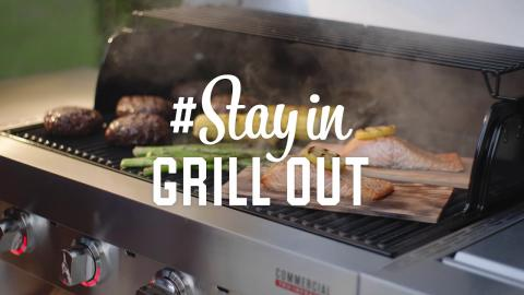 :15 #StayInGrillOut Montage
