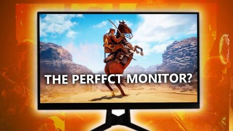 The Perfect Gaming Monitor - Could This Be IT?