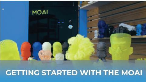 APEX LEGENDS - 3D Printing the WRAITH HEIRLOOM Dagger on the Moai 200!