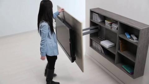Great Space Saving Ideas - Smart Furniture #4