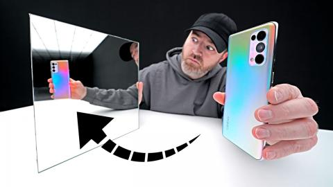 The CRAZY Color-Changing Smartphone...