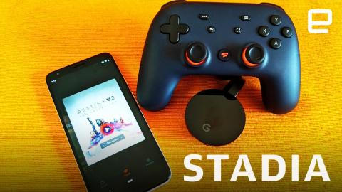 Google Stadia review: Playable, not perfect