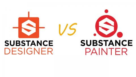 Difference between Substance Designer and Painter