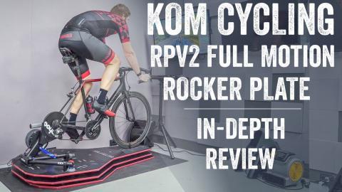 KOM Cycling RPV2 Full Motion Rocker Plate In-Depth Review