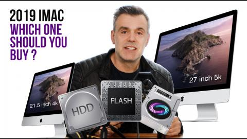Which iMac should you buy in 2020 -  Fusion and SSD drives explained