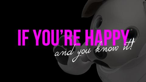 If You're Happy And You Know It ????