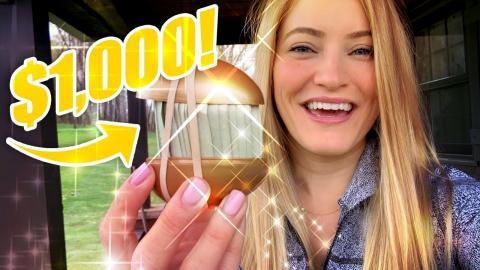 $1,000 Golden Easter egg Hunt!