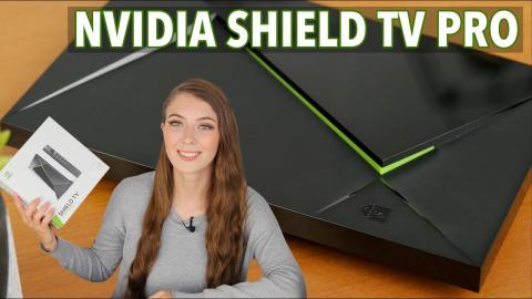 Nvidia Shield TV Pro - BRIONY Unboxes!