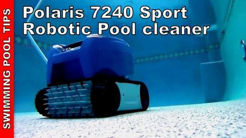 Polaris 7240 Robotic Pool Cleaner