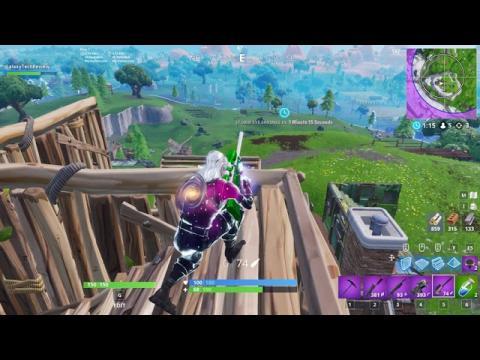 Fortnite: Snipe | Shot with GeForce