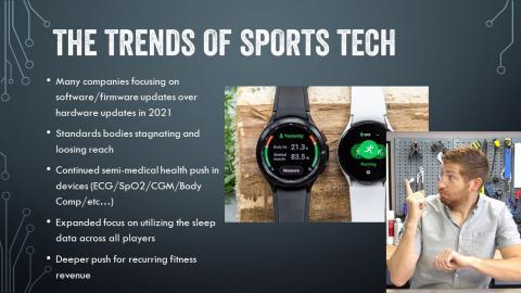 State of Sports Tech 2021 Keynote - DC Rainmaker