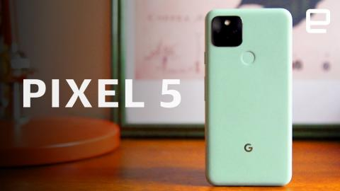 Google Pixel 5 review: An off year for Pixel fans