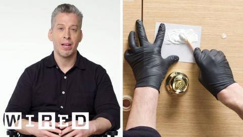 Forensics Expert Explains How to Lift Fingerprints | WIRED