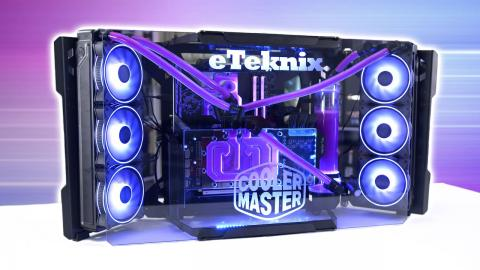 The INSANE Watercooled Gaming PC Is COMPLETE!!!