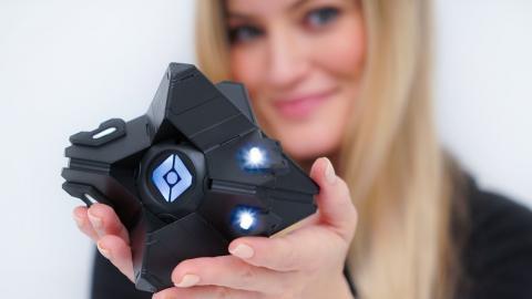 Destiny 2 Alexa Ghost Unboxing!