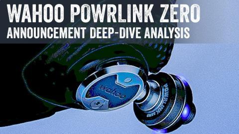 Wahoo Speedplay POWRLINK ZERO Power Meter: Announcement Analysis