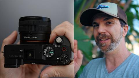 Sony a7C Review - Big Tricks In A Small Body