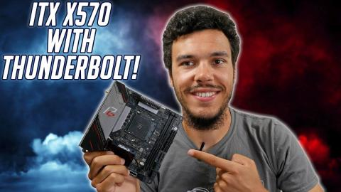 ASRock X570 Phantom Gaming-ITX/TB3 DEEP DIVE Review!