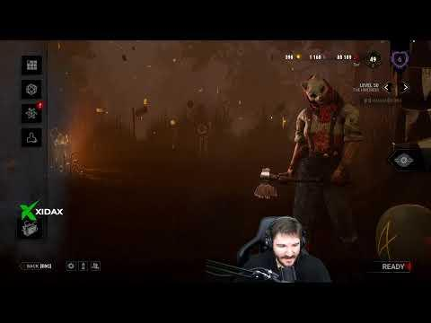 Dead by Daylight with Lunick! | Visit our twitch for a Steam Card Giveaway!