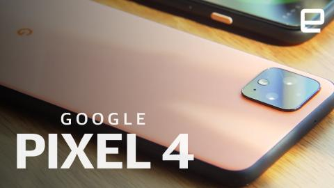 Pixel 4 hands-on: Google goes dual-camera